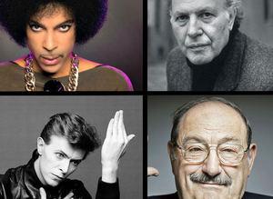 2016'da aramızdan ayrılan ünlüler