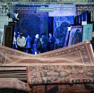 25. İran ell dokuması halı fuarı