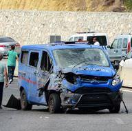 Antalya'da askeri hain araca saldırı!