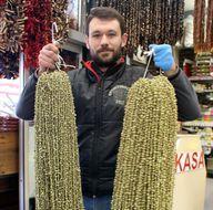 Bamyanın fiyatı altınla yarışınca, gramla satılıyor