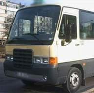 Bu minibüse binilmez mi?