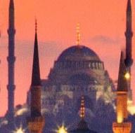 Çamlıca Camisi İstanbul'un güzelliğine güzellik katıyor