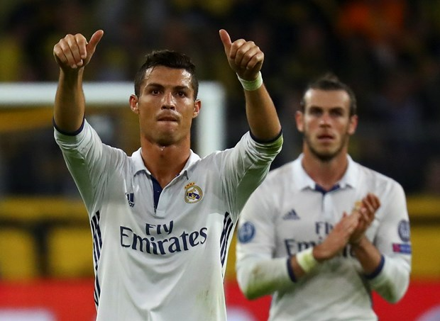 Cristiano Ronaldo'nun uçağı kaza yaptı