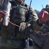 Hakkari'de yola patlayıcı döşeyen 2 PKK'lı öldürüldü