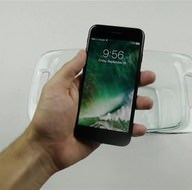 Iphone 7'yi buzluğa attı!