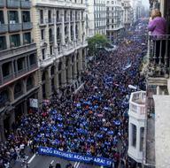 """İspanyollardan Avrupa'ya, """"sığınmacılara sınırları açın"""" çağrısı"""