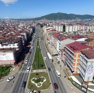 Karadeniz Sahil Yolu'ndaki binalara estetik görünüm kazandıracak proje