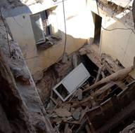 Kayseri'de 2 katlı bina çöktü! Ölü ve yaralılar var...