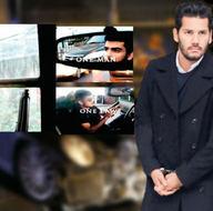 Rüzgar Çetin 'polis' filmi çekmiş!