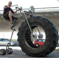 Sıradışı bisikletler!