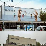 Sokak sanatında seviye atlamış çalışmalar