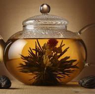 Yasemin çayını yeşil çay ile karıştırarak içerseniz...