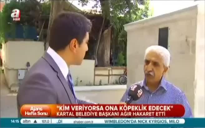 CHP'li Başkan'dan ağır hakaretler