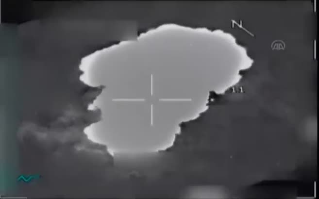 PKK hedefleri işte böyle vuruldu