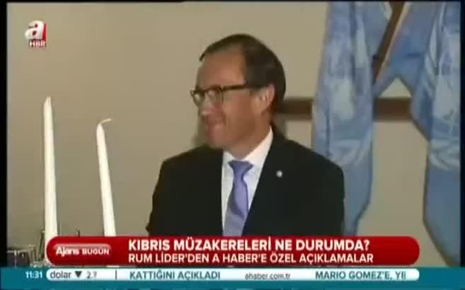 Kıbrıs'ta yürütülen müzakereler
