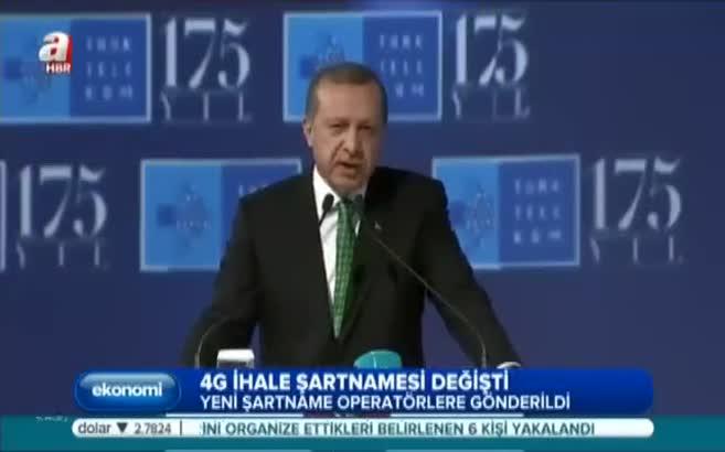 Türkiye 4.5G'ye Nisan'da kavuşacak