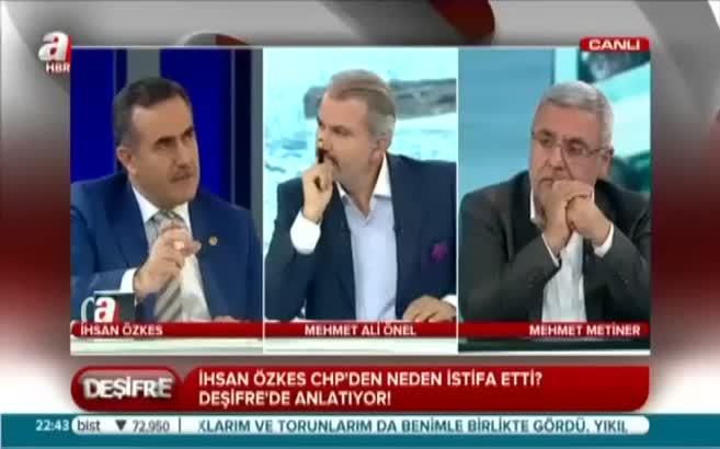 İhsan Özkes'ten flaş açıklamalar!