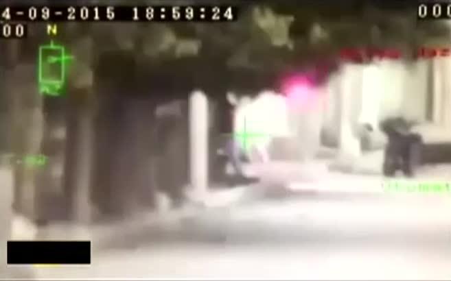 Pusu kuran PKK'lı böyle vuruldu