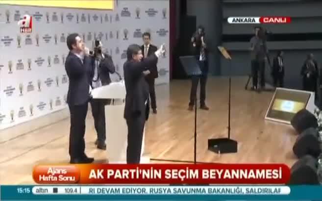 AK Parti'nin yeni seçim şarkısı