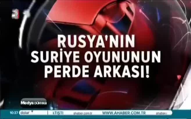 ANALİZ- Rusya'nın Suriye oyununun perde arkası!