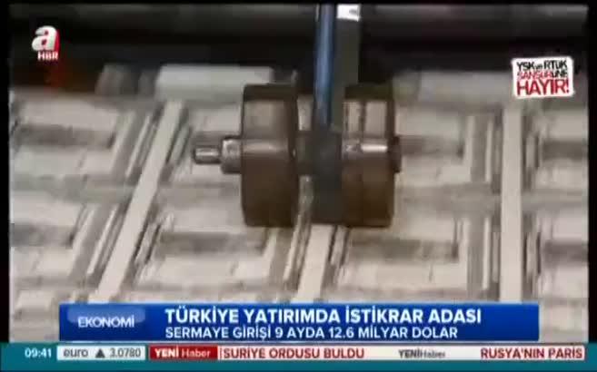 Yabancının tercihi Türkiye