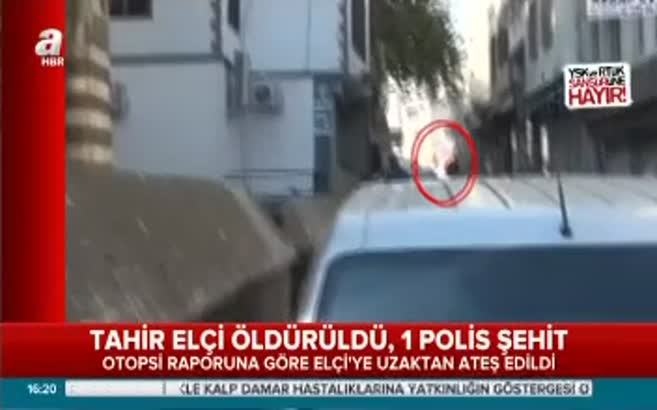 Tahir Elçi'yi öldüren terörist o mu?