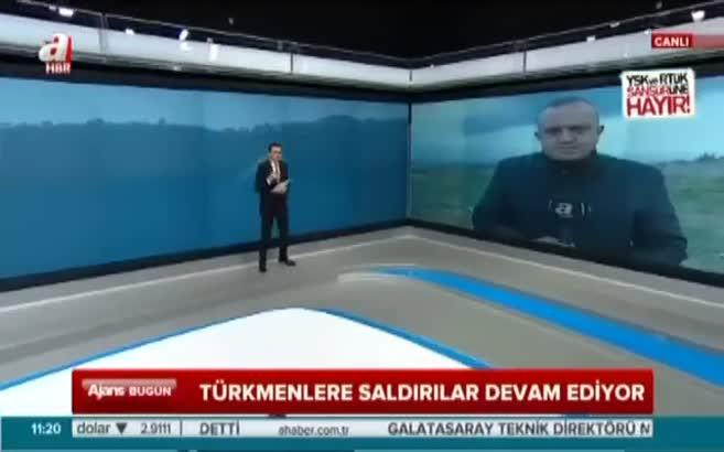 Türkmenlere saldırı devam ediyor