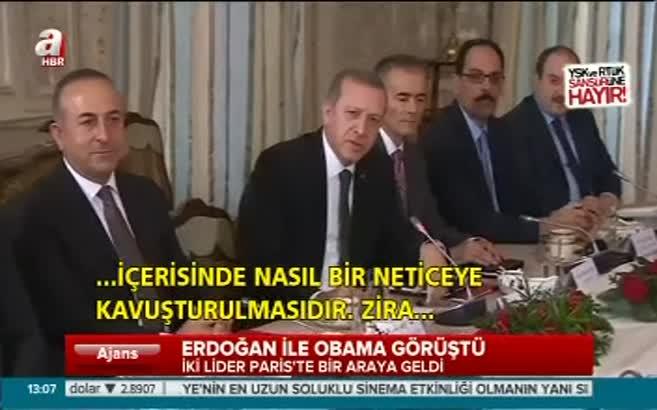 Erdoğan: Bayırbucak'ta DAEŞ yok
