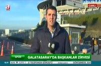 Galataray başkanı Özbek, eski başkanlarla buluşuyor