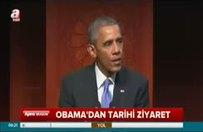 Obama: İslam barış dinidir