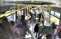 Otobüs şoförünün hayat kurtarma çabası yetmedi