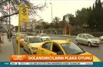 Dolandırıcıların hedefi taksiciler