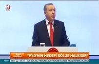 Erdoğan'dan medyaya terör tepkisi
