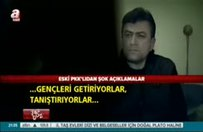Eski PKK'lıdan şok itiraflar!
