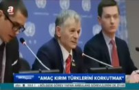 Çubarov Rus ambargosunu eleştirdi