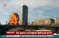 Patlama film sahnesi çıktı