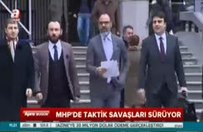 MHP'de son söz mahkemenin