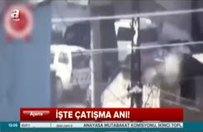 Şırnak'ta teröristlere düzenlenen operasyon anı!