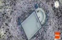Mescid-i Haram drone ile görüntülendi