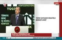 Erdoğan: ALLAH hainlerin hilesini başarıya ulaştırmaz