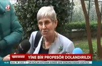 Bir Profesör daha dolandırıcıların kurbanı oldu