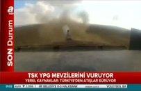 Türkiye, PYD ve Esad güçlerini vuruyor!