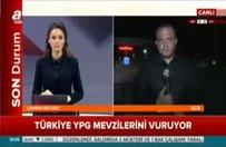 Türkiye, PYD ve DAEŞ hedeflerini vurdu!