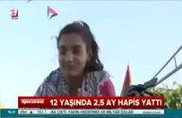 Filistinli çocuk artık özgür