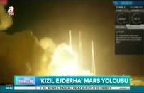 Mars'a ilk uçuşlar 2018'de başlıyor