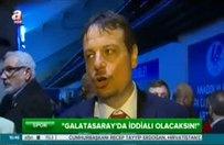 Ataman: O gün EUROLEAGUE için ant içtik