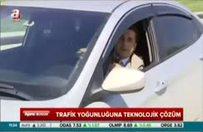 İstanbul'da trafik yoğunluğuna teknolojik çözüm