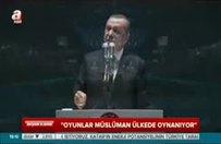 Erdoğan: Türkiye İslam dünyasının umudu