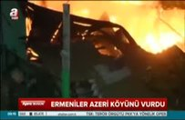 Askeri üs ve trafo merkezi vuruldu