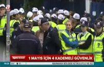 İstanbul'da 15 bin polis teyakkuzda